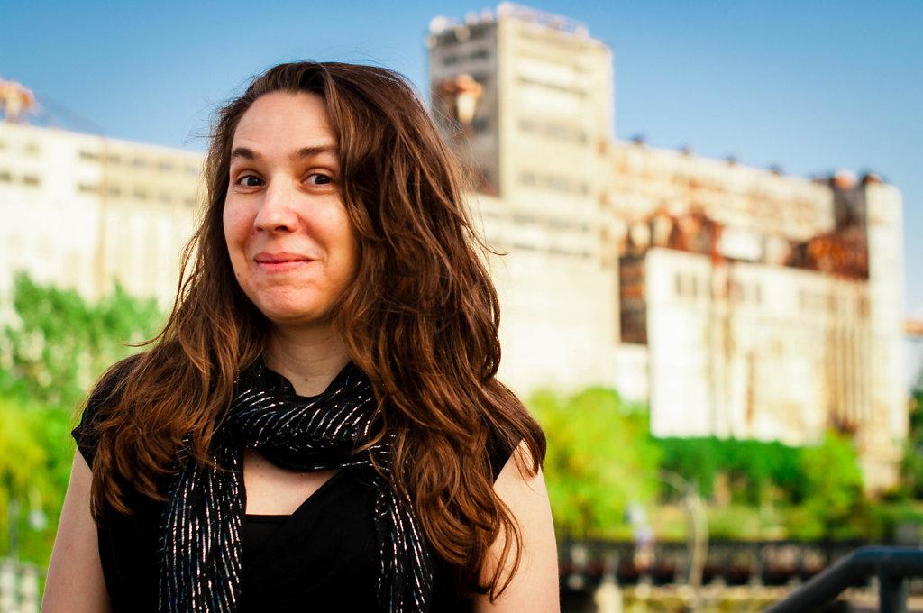 Facebook Friend #18 - Julie